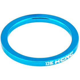 "KCNC Headset Spacer 1 1/8"" 8mm blue"